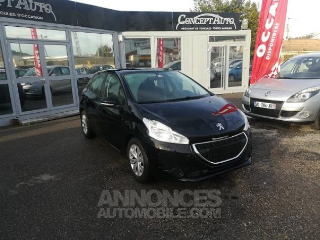 Peugeot 208 URBAN NOIR METAL Occasion - 0