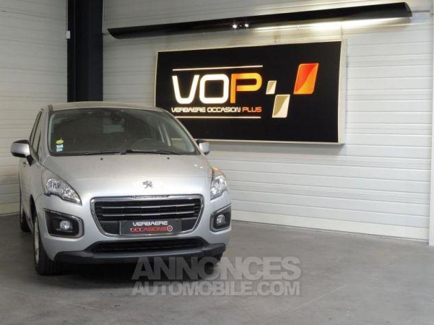 Peugeot 3008 BUSINESS ETG6 EHDI115 Gris clair Occasion - 0