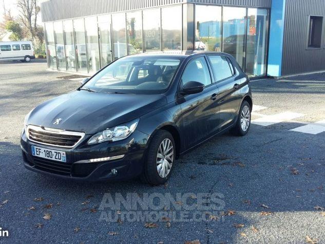 Peugeot 308 PACK CLIM NAV BLEU MARINE/NOIR Occasion - 0