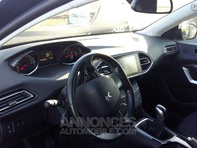 Peugeot 308 PACK CLIM NAV BLEU MARINE/NOIR Occasion - 4