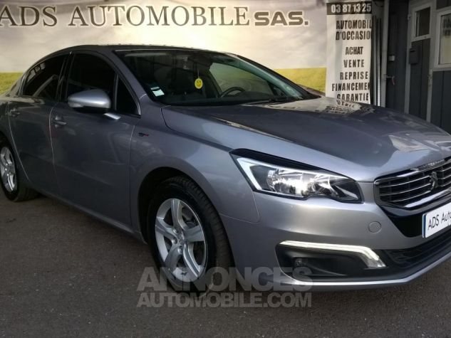 Peugeot 508 2.0 HDI 150CH S&S Allure Gris Occasion - 0