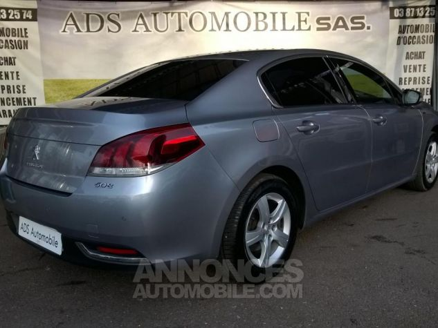 Peugeot 508 2.0 HDI 150CH S&S Allure Gris Occasion - 1