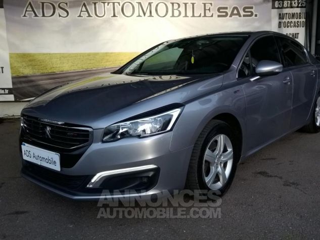 Peugeot 508 2.0 HDI 150CH S&S Allure Gris Occasion - 2