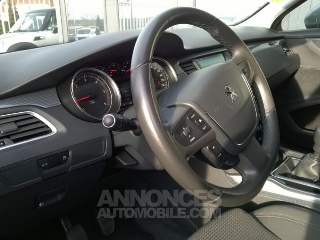 Peugeot 508 2.0 HDI 150CH S&S Allure Gris Occasion - 7