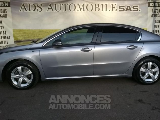 Peugeot 508 2.0 HDI 150CH S&S Allure Gris Occasion - 8