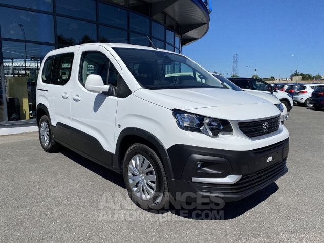 Peugeot Rifter 1.5 BLUEHDI 100 ACTIVE Blanc Neuf - 0