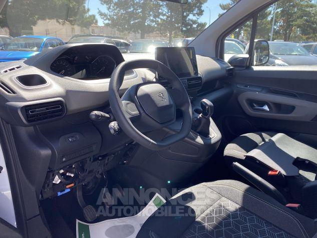 Peugeot Rifter 1.5 BLUEHDI 100 ACTIVE Blanc Neuf - 4
