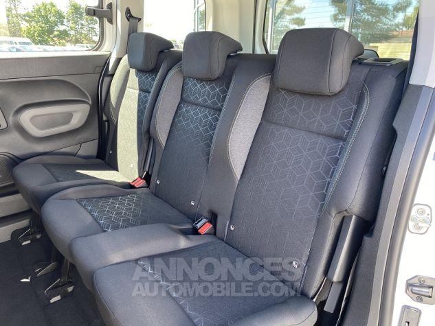 Peugeot Rifter 1.5 BLUEHDI 100 ACTIVE Blanc Neuf - 8
