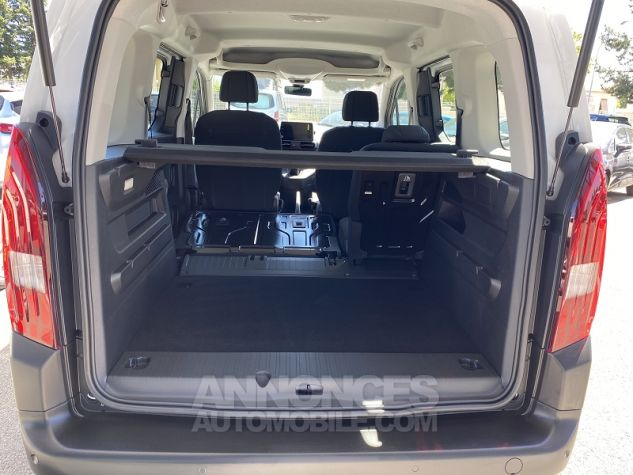 Peugeot Rifter 1.5 BLUEHDI 100 ACTIVE Blanc Neuf - 11