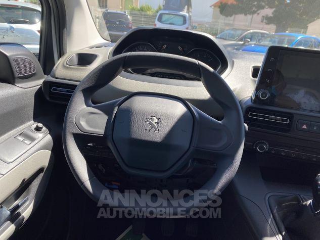 Peugeot Rifter 1.5 BLUEHDI 100 ACTIVE Blanc Neuf - 14