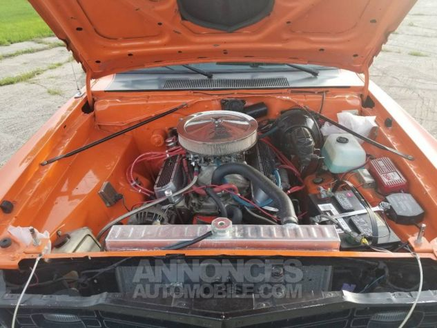Plymouth Duster 1974 orange Occasion - 3