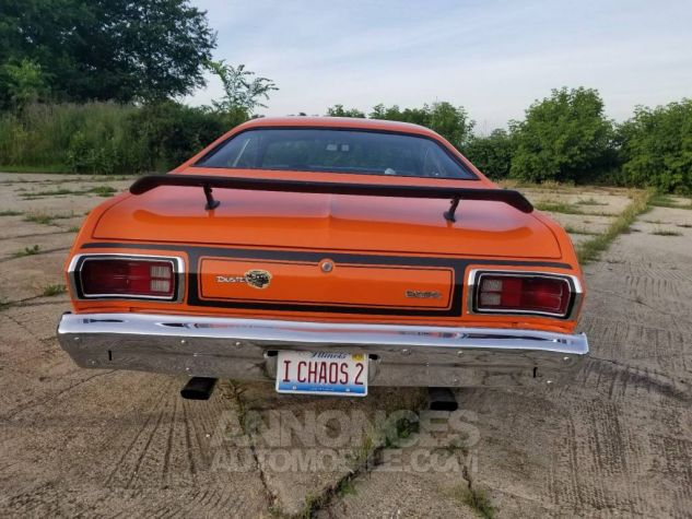 Plymouth Duster 1974 orange Occasion - 4