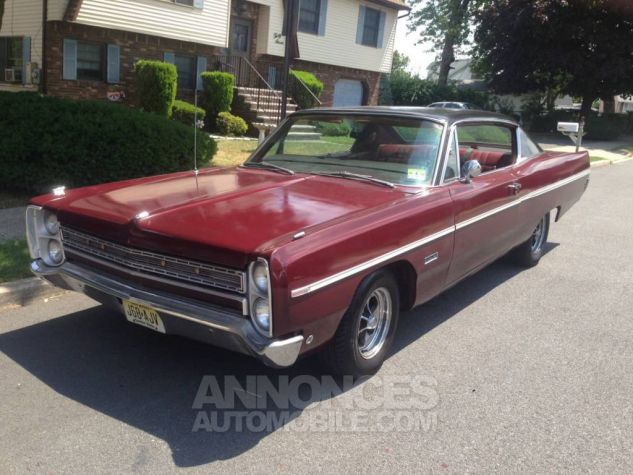 Plymouth Fury 1968  Occasion - 4