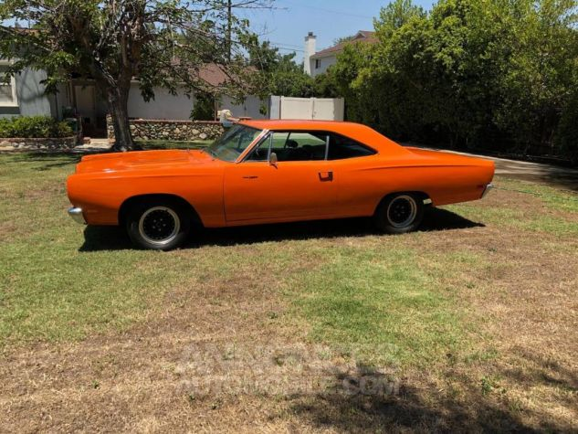 Plymouth Road runner 1969 orange Occasion - 0