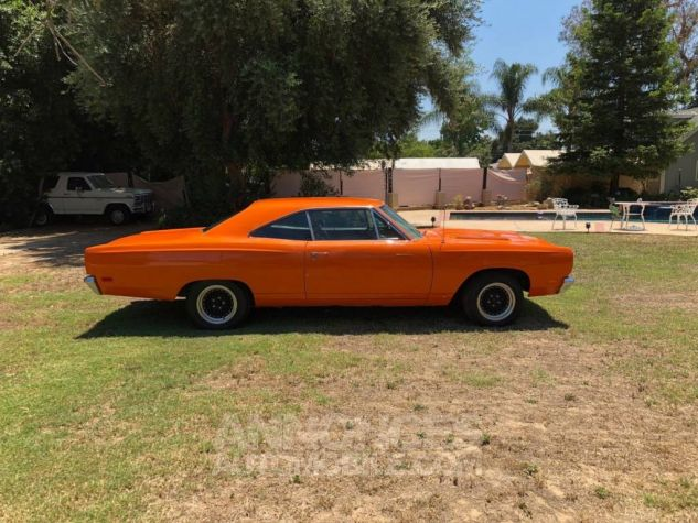 Plymouth Road runner 1969 orange Occasion - 2