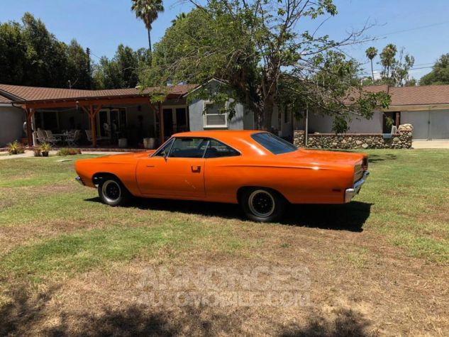 Plymouth Road runner 1969 orange Occasion - 4