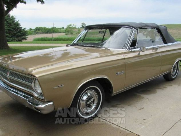 Plymouth Satellite 1965  Occasion - 0