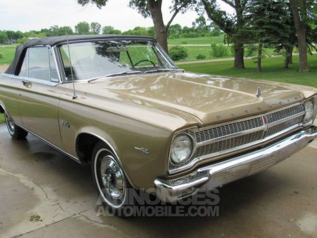 Plymouth Satellite 1965  Occasion - 1