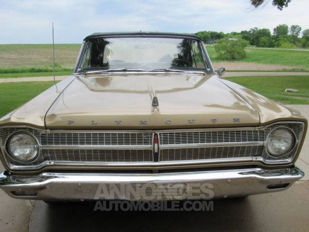 Plymouth Satellite 1965  Occasion - 2
