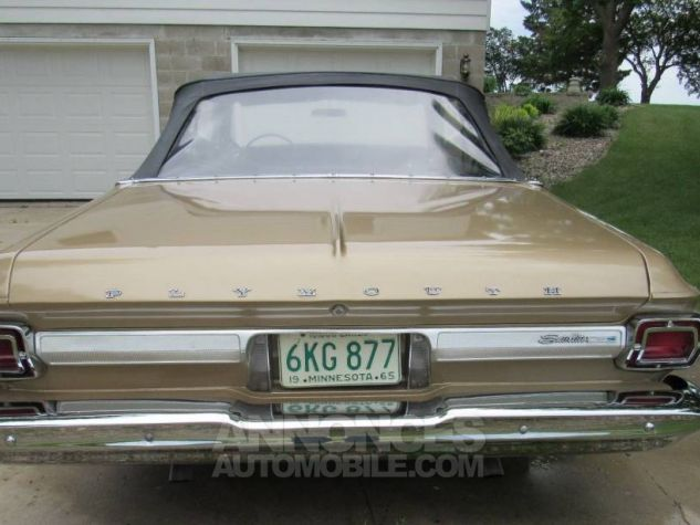 Plymouth Satellite 1965  Occasion - 3