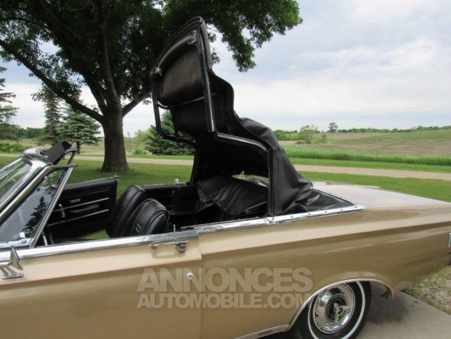 Plymouth Satellite 1965  Occasion - 5