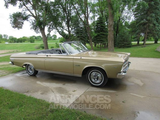 Plymouth Satellite 1965  Occasion - 6
