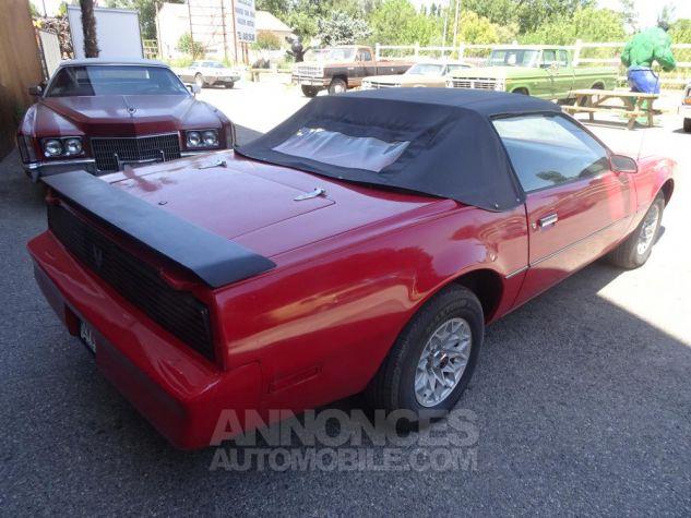 Pontiac FIREBIRD 1983  Occasion - 1