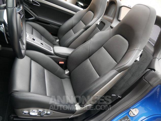 Porsche 718 Boxster S PDK, Chrono, BOSE, ACC, Caméra, LED Bleu Saphir métallisé Occasion - 7