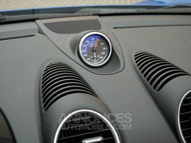 Porsche 718 Boxster S PDK, Chrono, BOSE, ACC, Caméra, LED Bleu Saphir métallisé Occasion - 17