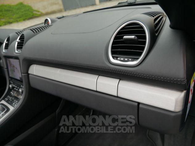 Porsche 718 Boxster S PDK, Chrono, BOSE, ACC, Caméra, LED Bleu Saphir métallisé Occasion - 20