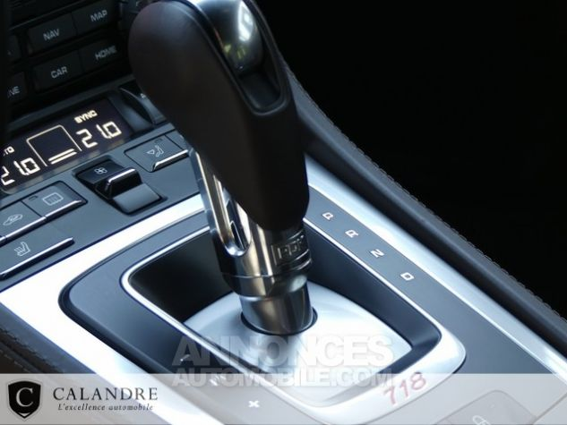 Porsche 718 Cayman 2.5I S 350 CHP DK ORANGE LAVE Occasion - 15
