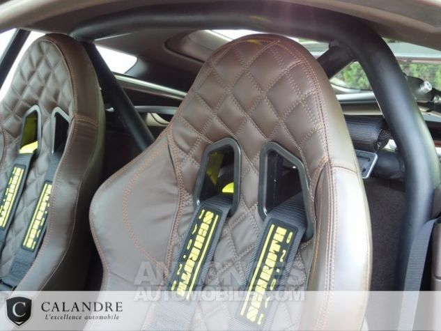 Porsche 718 Cayman 2.5I S 350 CHP DK ORANGE LAVE Occasion - 19