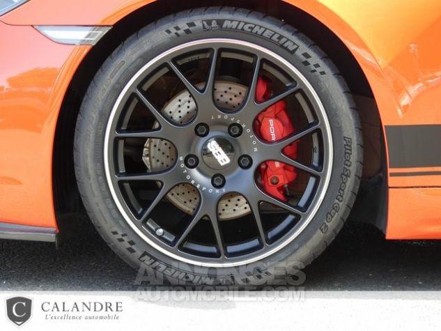 Porsche 718 Cayman 2.5I S 350 CHP DK ORANGE LAVE Occasion - 32