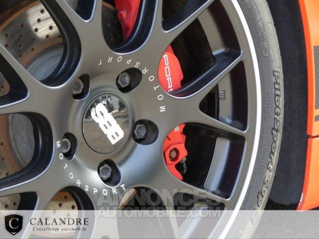 Porsche 718 Cayman 2.5I S 350 CHP DK ORANGE LAVE Occasion - 38