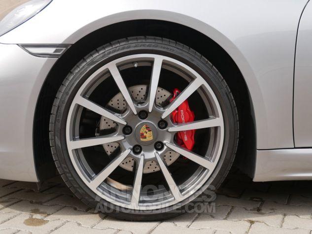 Porsche 718 Cayman PDK, Pack Carbone, Xénon PDLS, Navi, Connect Plus Argent GT métallisé Occasion - 10