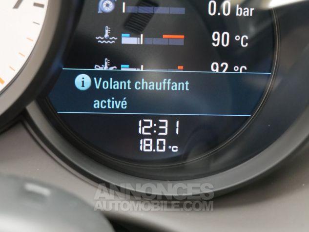 Porsche 718 Cayman PDK, Pack Carbone, Xénon PDLS, Navi, Connect Plus Argent GT métallisé Occasion - 13