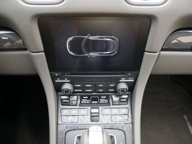 Porsche 718 Cayman PDK, Pack Carbone, Xénon PDLS, Navi, Connect Plus Argent GT métallisé Occasion - 15