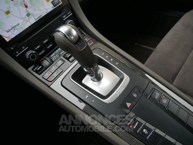 Porsche 718 Cayman PDK, Pack Carbone, Xénon PDLS, Navi, Connect Plus Argent GT métallisé Occasion - 16