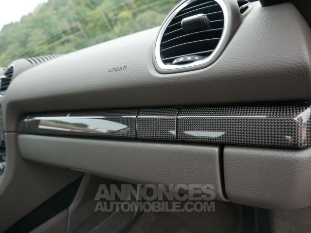 Porsche 718 Cayman PDK, Pack Carbone, Xénon PDLS, Navi, Connect Plus Argent GT métallisé Occasion - 18