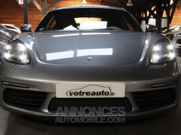 Porsche 718 Cayman S PDK GRIS ARGENT Occasion - 3