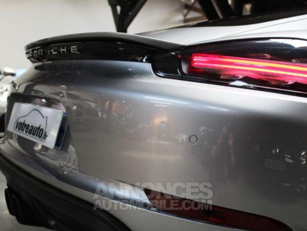 Porsche 718 Cayman S PDK GRIS ARGENT Occasion - 11