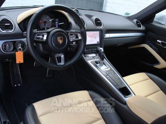 Porsche 718 Cayman S PDK GRIS ARGENT Occasion - 18