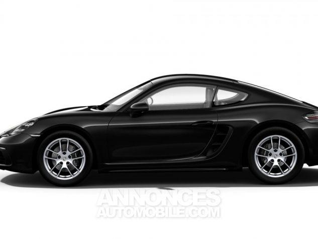Porsche 718 Cayman toutes options noir intense métallisé Neuf - 3