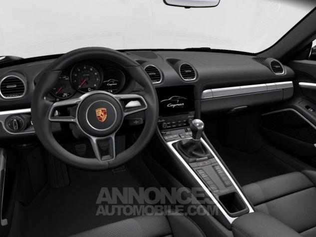 Porsche 718 Cayman toutes options noir intense métallisé Neuf - 5