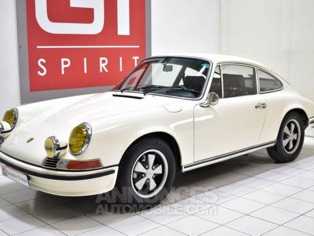 Porsche 911 2.2 E Coupé Hell Elfenbein 1111 Occasion - 0