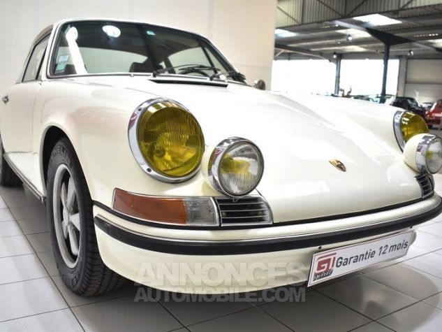 Porsche 911 2.2 E Coupé Hell Elfenbein 1111 Occasion - 9