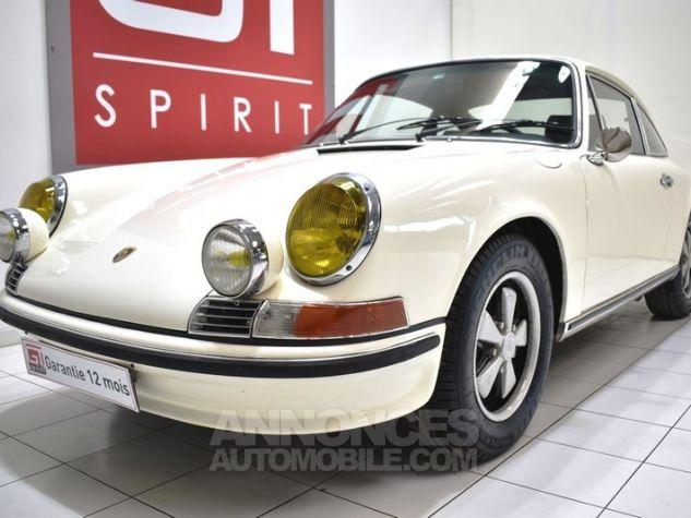 Porsche 911 2.2 E Coupé Hell Elfenbein 1111 Occasion - 11