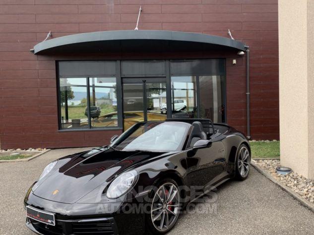 Porsche 911 911 TYPE 992 CARRERA 4S CABRIOLET 450CV PDK MATRIX LED NOIR Occasion - 2