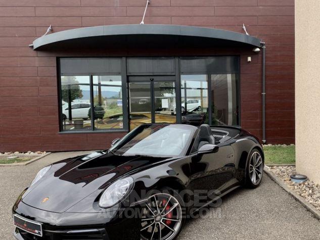 Porsche 911 911 TYPE 992 CARRERA 4S CABRIOLET 450CV PDK MATRIX LED NOIR Occasion - 3