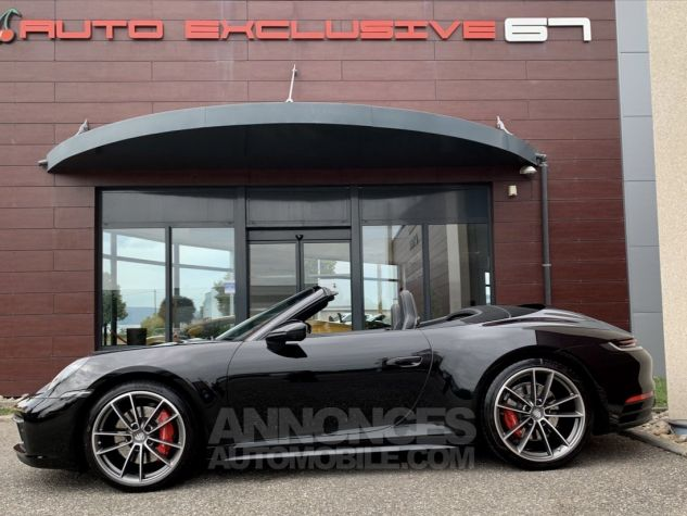 Porsche 911 911 TYPE 992 CARRERA 4S CABRIOLET 450CV PDK MATRIX LED NOIR Occasion - 5